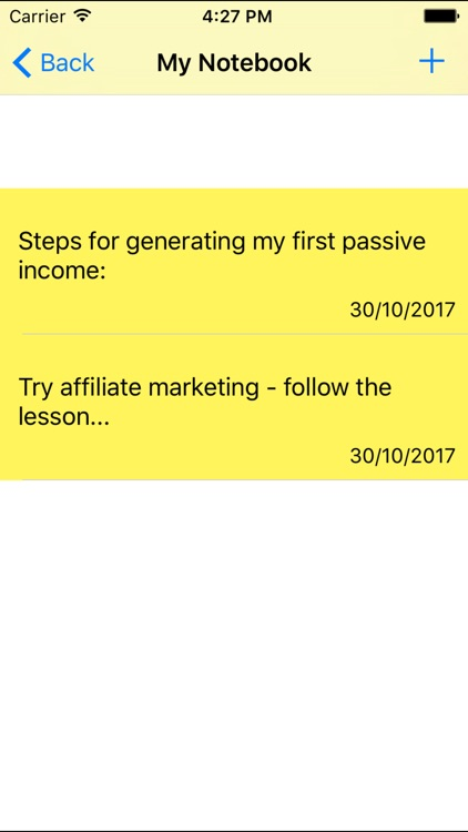 Passive income beginners guide screenshot-3