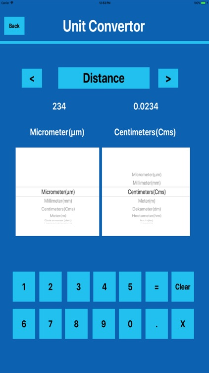 Units Conversion Calculator By Mac George Roberts