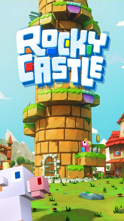 Rocky Castle screenshot-3