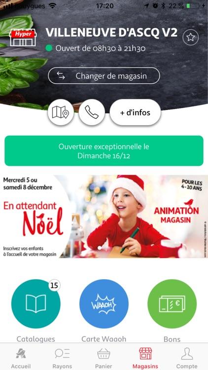 Auchan France screenshot-6