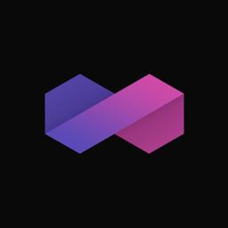 Ícone do app Filterloop Pro Editor de Fotos