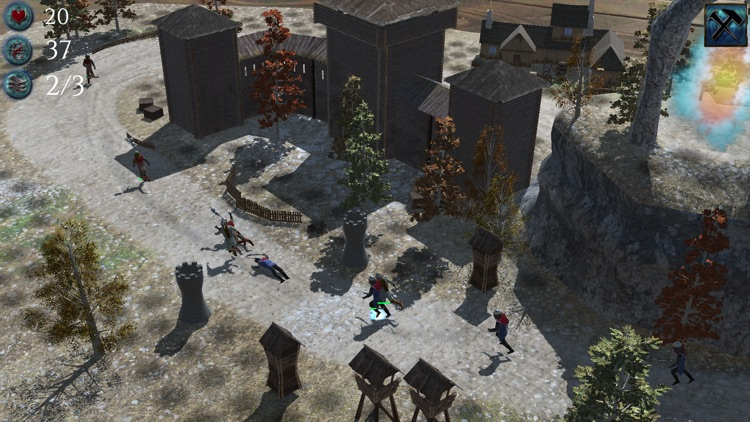 The stronghold defence screenshot-4