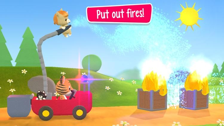 Little Tiger: Games for Kids screenshot-4