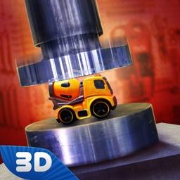 Hydraulic Press Machine Sim 3D