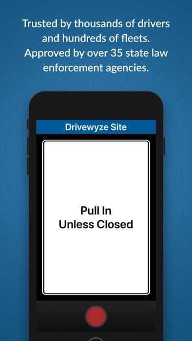 Drivewyze Screenshot