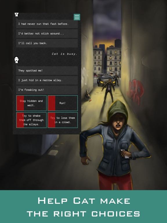 Somewhere: The Vault Papers screenshot 7