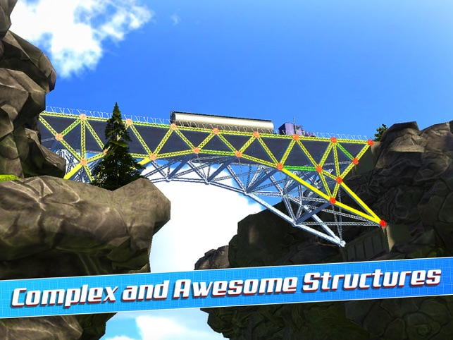 Bridge Construction Sim Screenshot