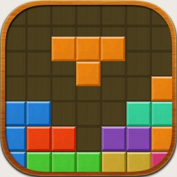 Wood Puzzle: Fill Wooden Block