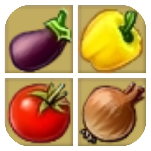 Fruit Match 3 Puzzle