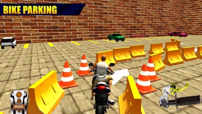 Ultimate Bike Rider Sim screenshot one