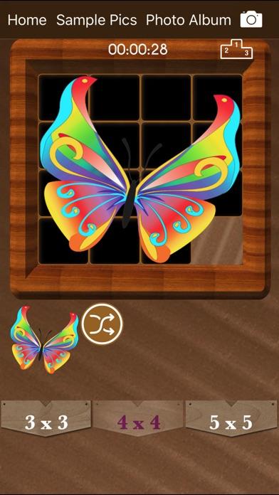 Sliding Puzzle : Slide Puzzles screenshot 3