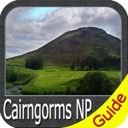 Cairngorms National Park - GPS Map Navigator