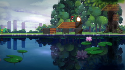 Screenshot from Samsara Game
