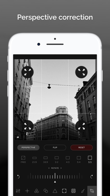 Ultralight - Photo Editor screenshot-3