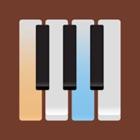 Grand Piano Keyboard&Metronome icon