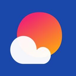 Basic Weather - Gifs + Weather