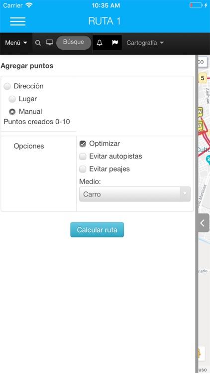 UBICA TU RUTA screenshot-4