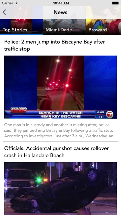 WSVN - 7 News Miami screenshot-1