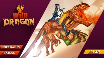 Dragon Revenge & Survival Sim screenshot 1