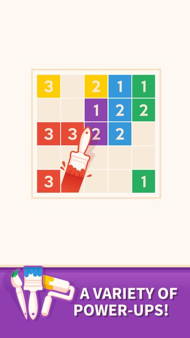 ColorFill - Puzzle Masterpiece Screenshot 4