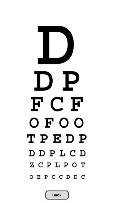 Eye Test Snellen Ishiharaのおすすめ画像2