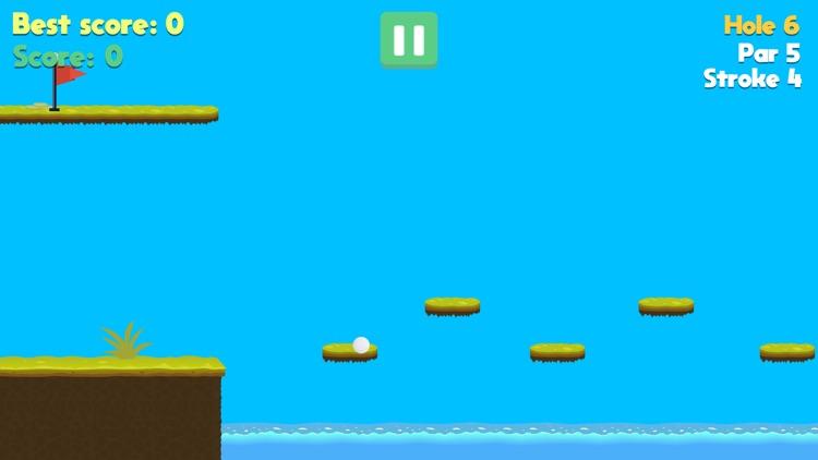 Retro Mini Golf screenshot-3