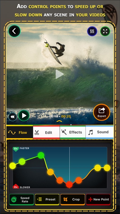 Flow Speed Control screenshot-3