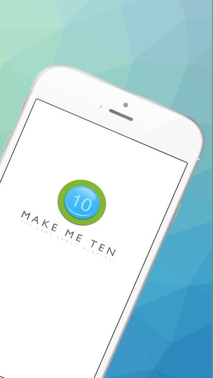 快乐十分-Make Me Ten有趣的游戏