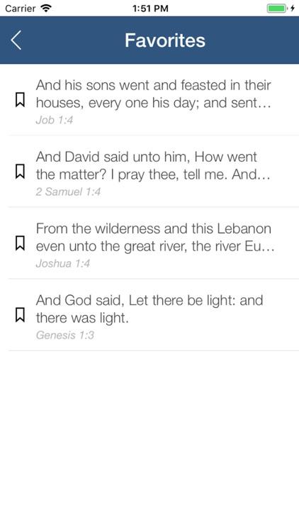 Holy Bible - New screenshot-3
