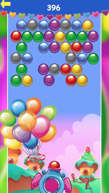 Birthday Bubble Shooter screenshot-5