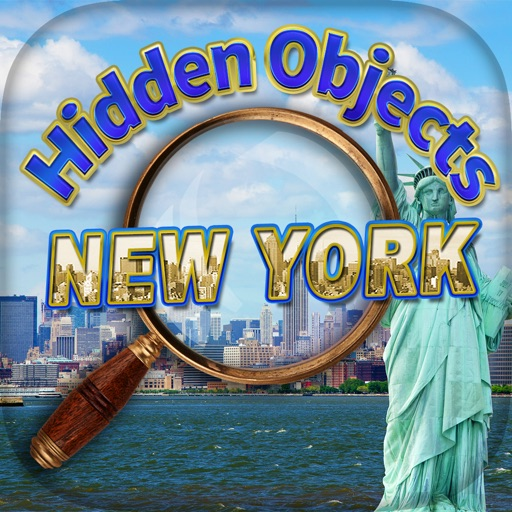 Hidden Objects New York Adventure & Object Time