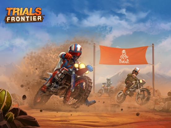 Trials Frontier Скриншоты7