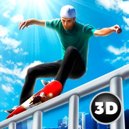 True Touchgrind Skate Race 3D