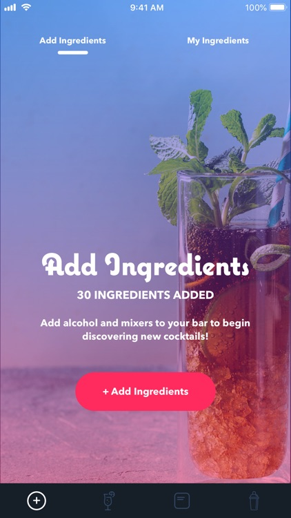 typsi - Cocktails Made Easy