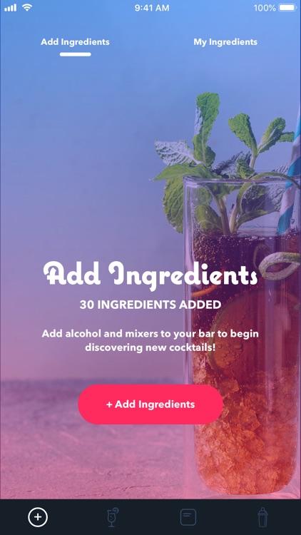 typsi - Cocktails Made Easy screenshot-0