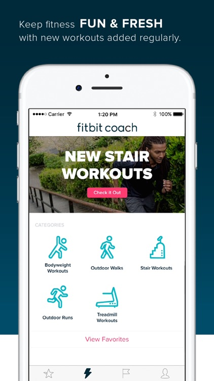Fitbit Coach screenshot-2