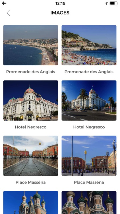 Nice Travel Guide Offline screenshot-4
