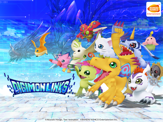 DigimonLinks screenshot 8
