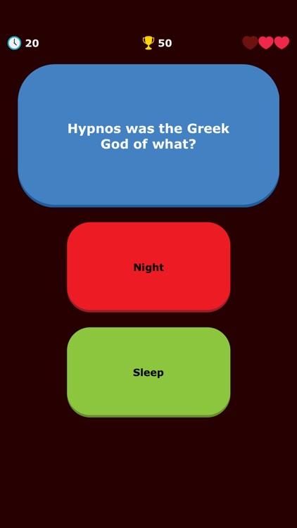 Greek Mythology Quiz - Greece
