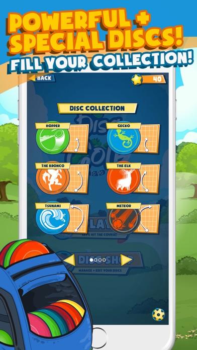 Disc Golf To Go Screenshots