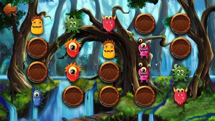 Kids Game Fun Monster Memory screenshot-3