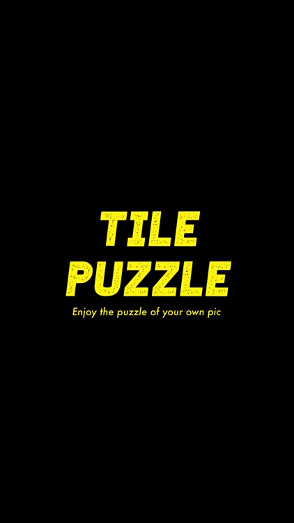 Pic Puzzle - Tile puzzle screenshot-0