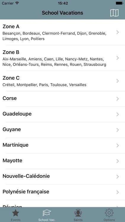 French Holidays screenshot-3