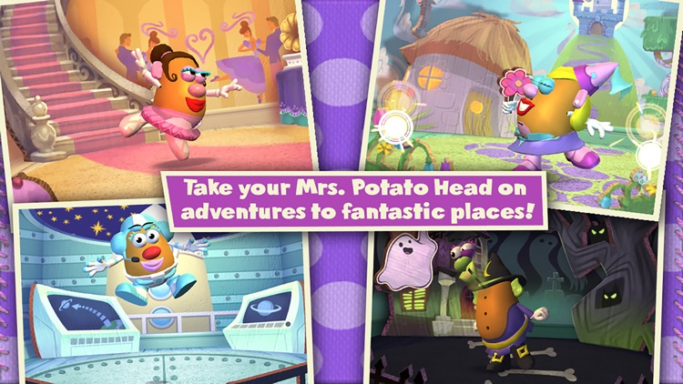 Mrs Potato Head: Create & Play screenshot-3
