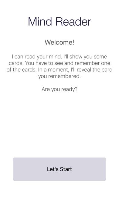 Mind Reader Trick