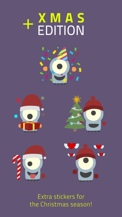 Emoji Bots animated screenshot-4