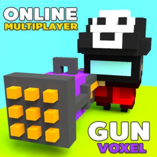 Voxel Gun iO