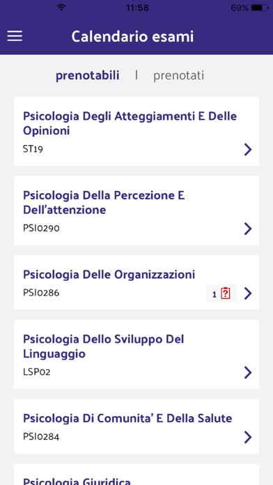 Calendario Esami Unimarconi.Ud A App Appstore
