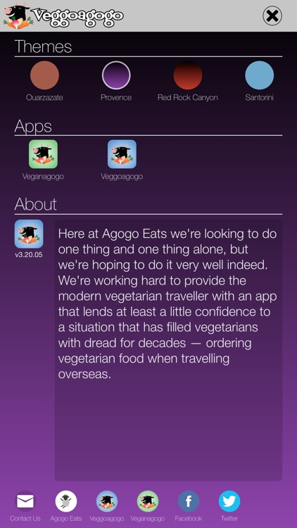 Veggoagogo Vegetarian Travel screenshot-3