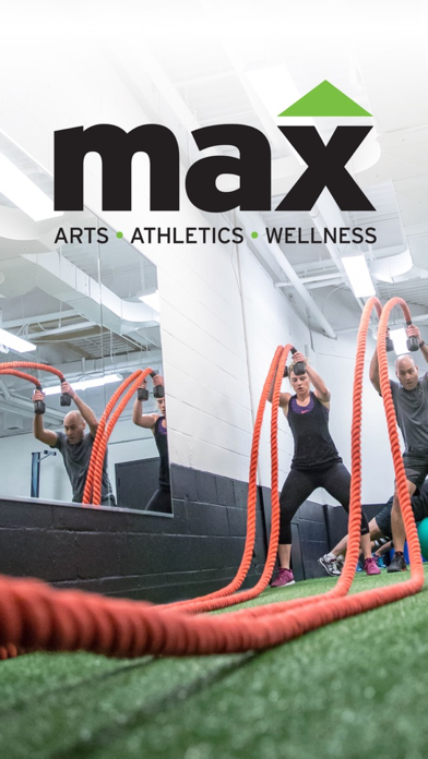 MAX Arts.Athletics.Wellness.